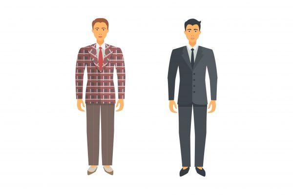 Quali sono le differenze tra una giacca da uomo e un blazer?