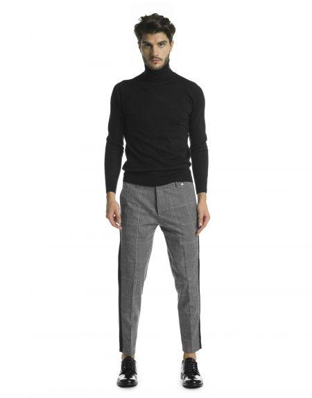 Pantalone bayer grigio