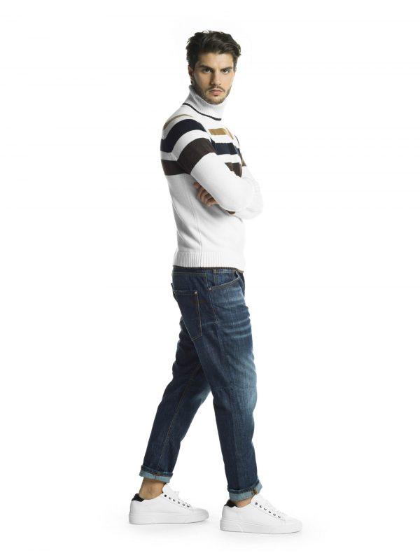 Jeans gold lav101
