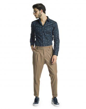 Pantalone luiss2p cammello