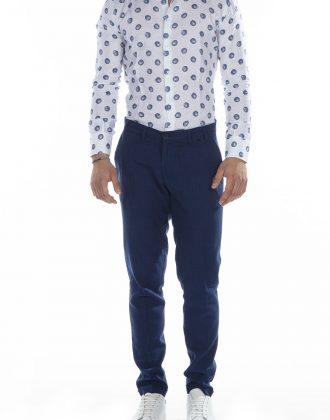Pantalone neffa blu
