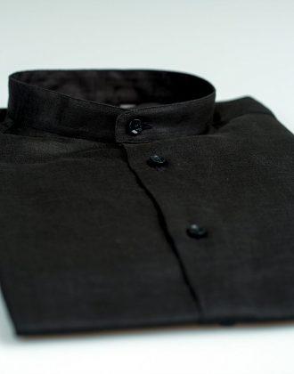 Camicia corea nero