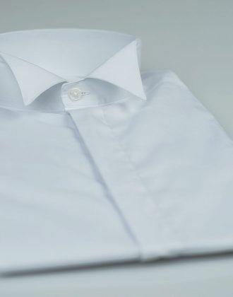 Camicia diplomat bianco