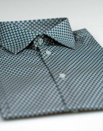 Camicia fiordalis lavagna