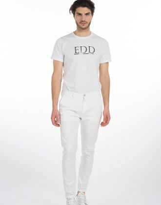 Pantalone history bianco