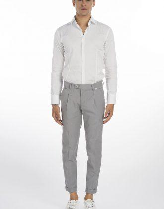 Pantalone seul grigiochia