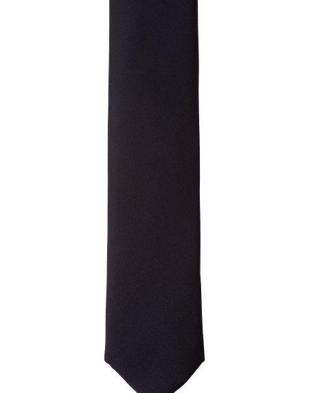 Accessorio cravatta blu