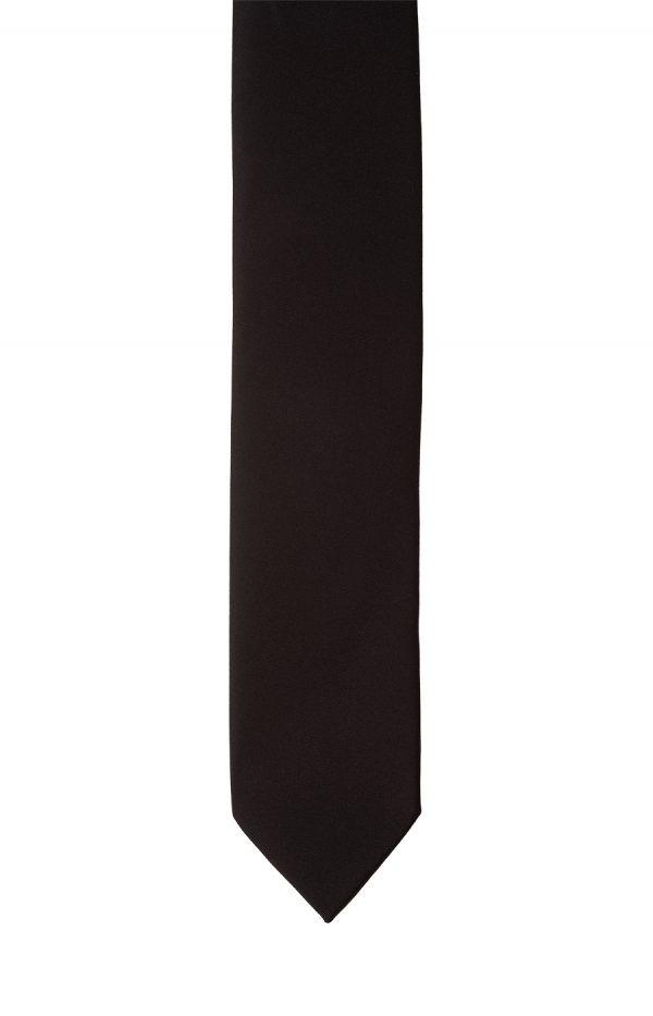 Cravatte nera uomo