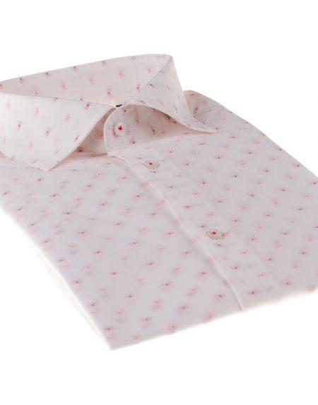Camicia giglio rosa