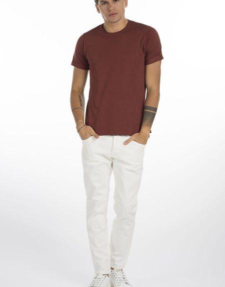T-shirt twenty mattone