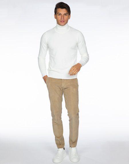 Pantalone acacia beige