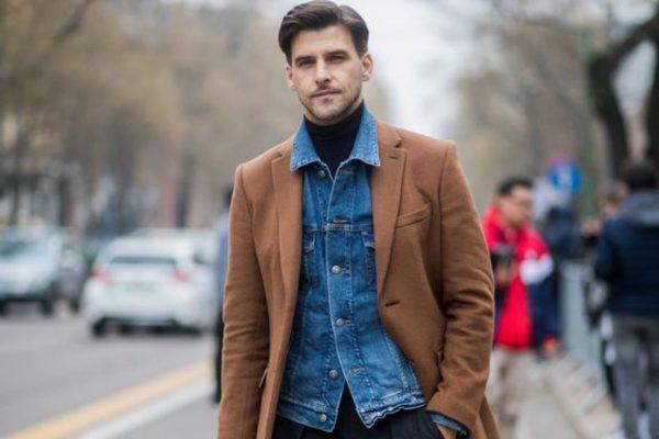 Giacca di jeans da uomo: come abbinarla anche in inverno?