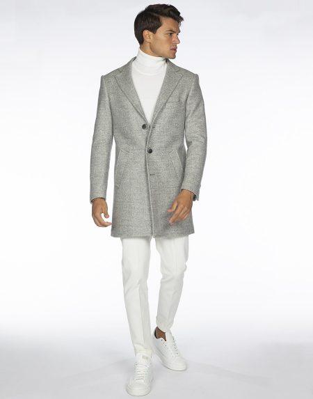 Cappotto villanova grigio