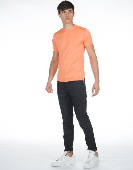 T-shirt alyssa arancio