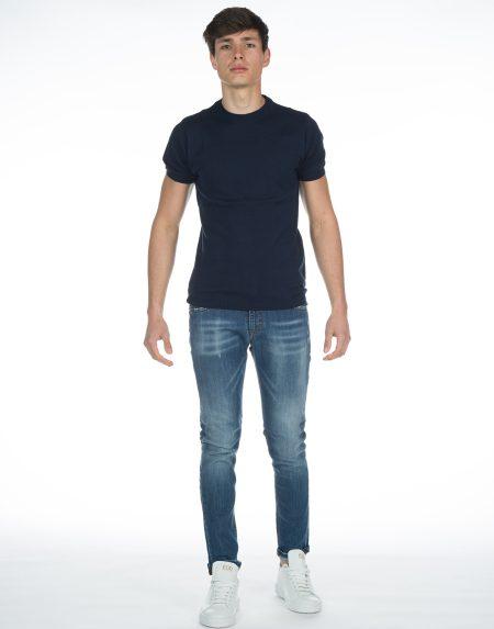 T-shirt alyssa blu