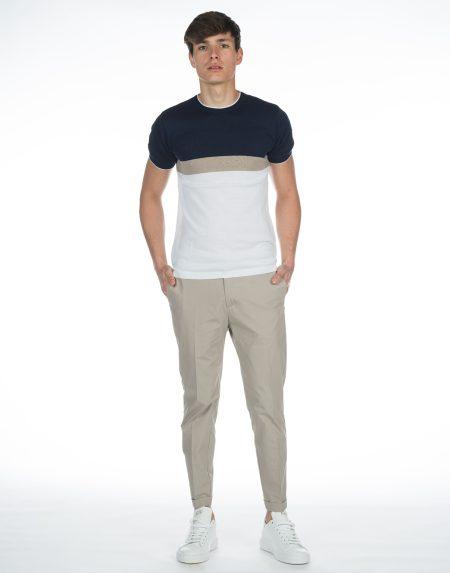 T-shirt ariel blu