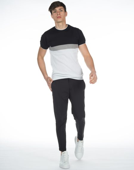 T-shirt ariel nero