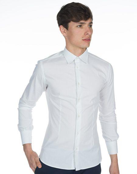 Camicia azalea bianco