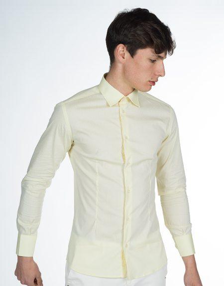 Camicia azalea paglino
