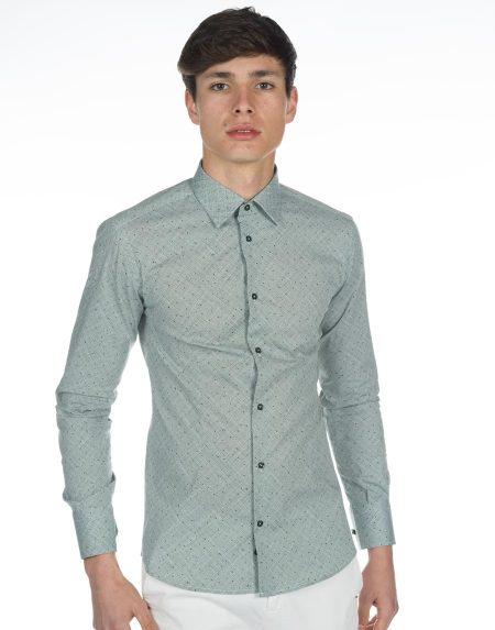 Camicia gomera verde