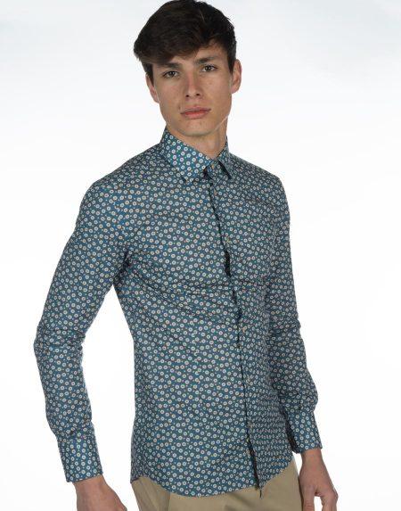 Camicia graciosa lavagna