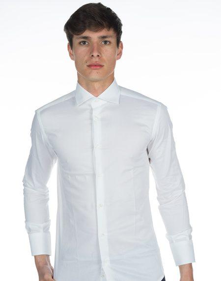 Camicia javier bianco