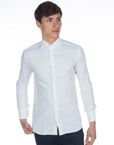 Camicia jet bianco