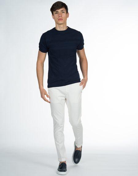 T-shirt maori blu
