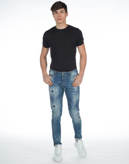 Jeans marte unico