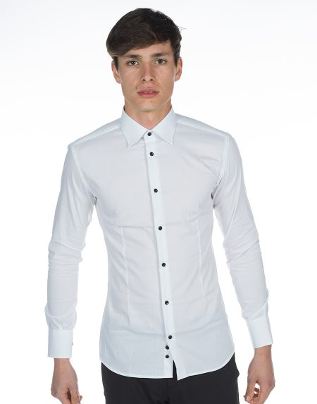 Camicia melodya bianco