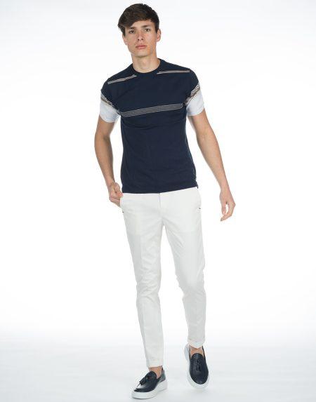 T-shirt meredith blu