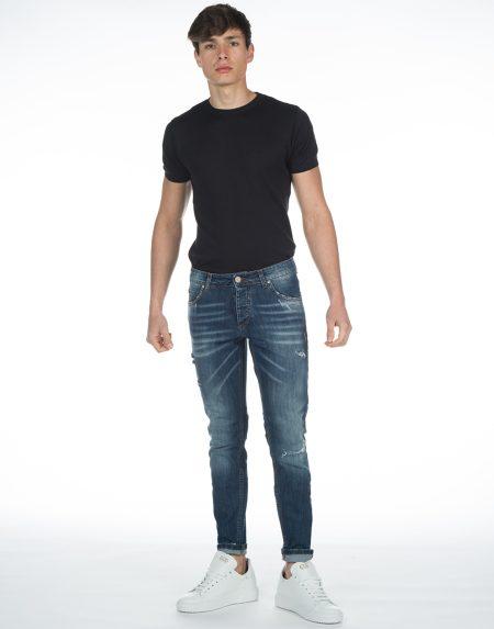 Jeans plutone unico