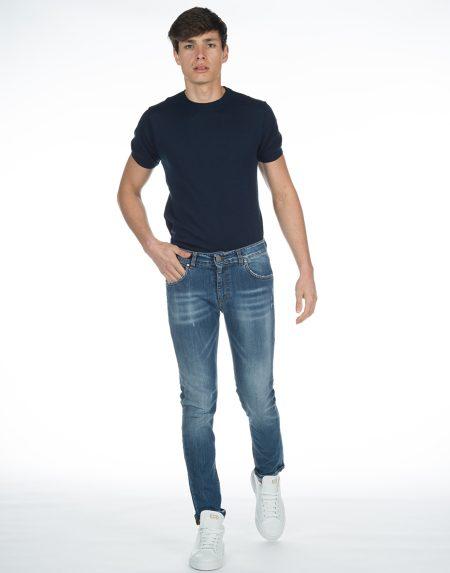Jeans saturno unico