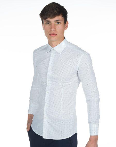 Camicia sprint bianco