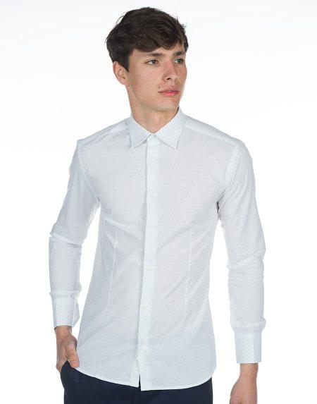 Camicia sprite  bianco